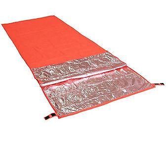 Outdoor 200 * 72cm sleeping bag ultralight portable sleeping bag winter ultralight for camping travel hiking bed lazy bag