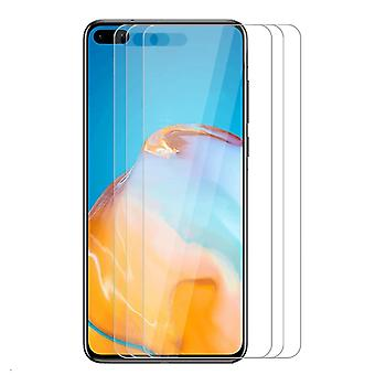 9h For Huawei P20 P30 Pro Tempered Glass Phone Screen Protector P40 Lite E P40 Pro Plus Protective Film On Glass Smartphone