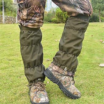 Mimigo Leg Gaiters  Waterproof And Adjustable Snow Boot Gaiters For Hiking, Walking, Hunting, Mountain Climbing And Snowshoeing