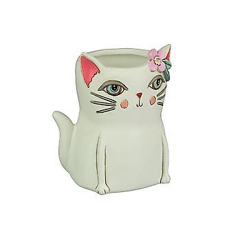 ألين تصاميم الطفل جميلة كيتي القط الصغير زارع للعصارات والأعشاب