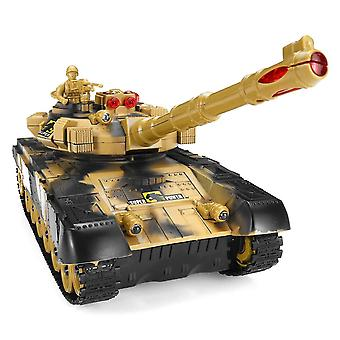 Tank/ Cars And Trucks Charger Battle Launch Remote Control Vehicle Hobby
