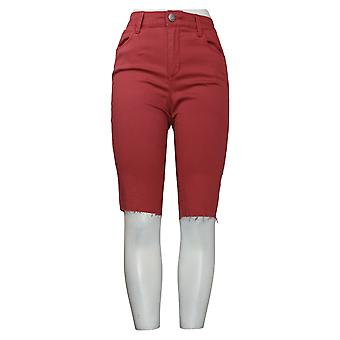 Skinnygirl Women's Shorts Carrie Skimmer Red 698407