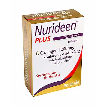 Health Aid, Nurideen PLUS Blister Pack , Tablets 60's