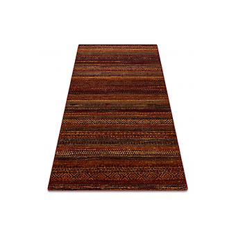 Wool rug OMEGA BAKU red