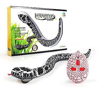 Novinka rc had naja cobra dálkové ovládání robot zvíře hračka s usb kabelem legrační děsivé