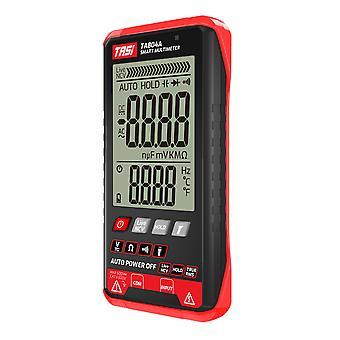 Handheld Multimeter Voltmeter Ammeter Lcd Digital Current Tester