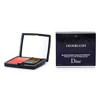 Christian Dior Diorblush pulserende farvepulver blush-# 889 ny rød-7G/0.24 Oz