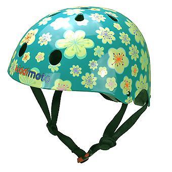 Kiddimoto Helmet - Fleur