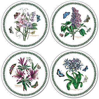 Pimpernel Botanic Garden Round Placemats, Set of 4