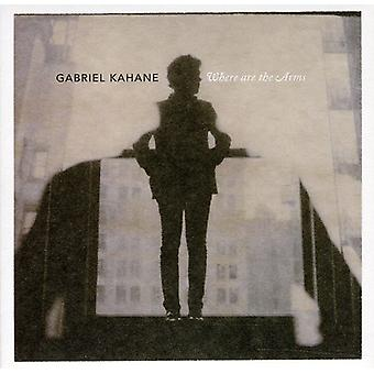Gabriel Kahane - Where Are the Arms [CD] USA import