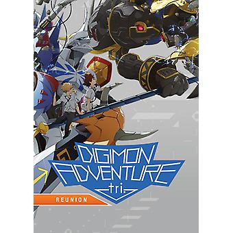 Digimon Adventure Tri: Reunion [DVD] USA import