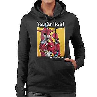 Prince Sidon You Can Do It Legend Of Zelda Breath Of The Wild Women's Hooded Sweatshirt