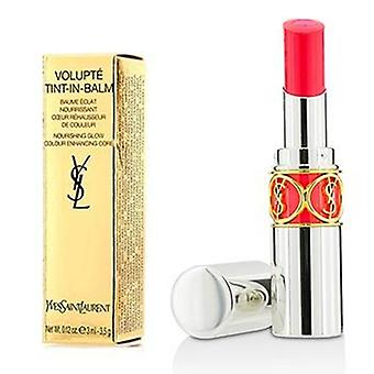 Yves Saint Laurent Volupte Tint In Balm - # 9 verleiden Me roze - 3.5g/0.12oz