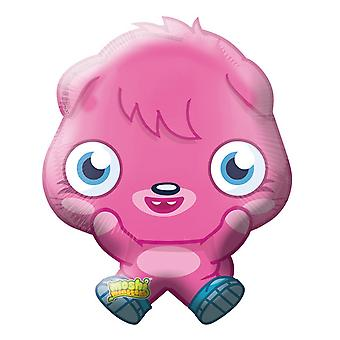 Amscan Moshi Monsters Poppet Supershape Balloon