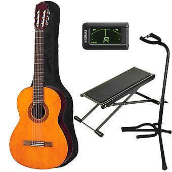 Yamaha C40 Classical Guitar Performance Pack