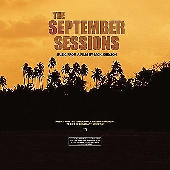 Soundtrack - The September Sessio [Vinyl] USA import