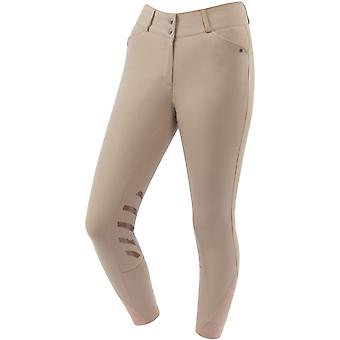 Pantalones de montar a parche Dublín Pro forma Gel rodilla
