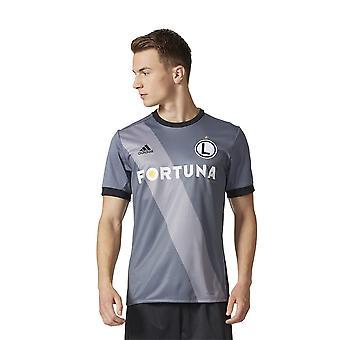 Adidas Legia Warszawa 1718 A CI7547 jalkapallo kaikki vuoden Miesten t-paita
