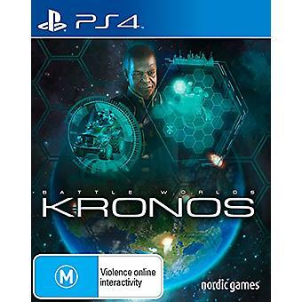 Battle Worlds Kronos (PS4) - New