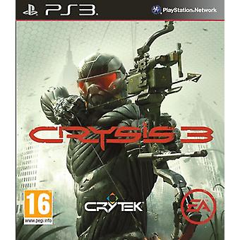 Crysis 3 (PS3)-nyt