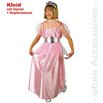 Princess kinder Pink Lady Princessa costume children costume