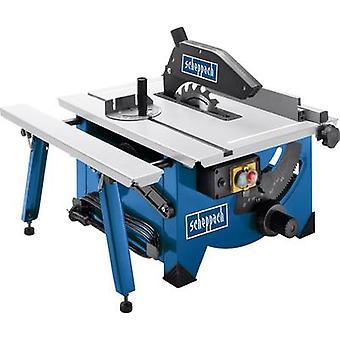 Scheppach HS80 Table saw 210 mm 30 mm 1200 W 230 V