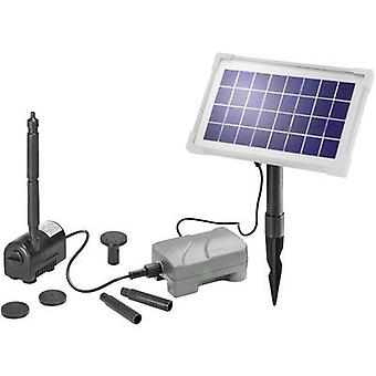Esotec Rimini Plus 101709 Solarpumpe set inkl. Batterie 175 l/h