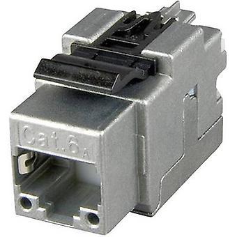 RJ45 module Keystone CAT 6A Telegärtner J00029K0036