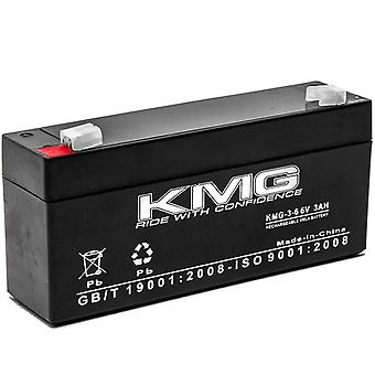 6V 3 Ah Replacement Battery for Replacement Battery for Werker WKA6-3.3F