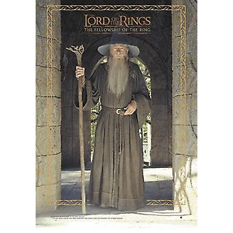 Carteles de Señor de los anillos Gandalf Gandalf (Ian Mc Kellen)