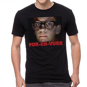 The Sandlot For Eh Vurr Forever Squints Men's Black T-shirt