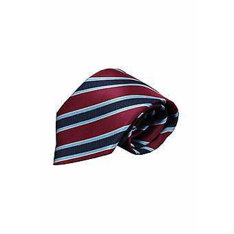 Rødt slips Vairo 01