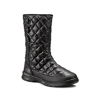 Los zapatos de mujer de invierno universal North Face Thermoball Buttonup T92T5KNSX