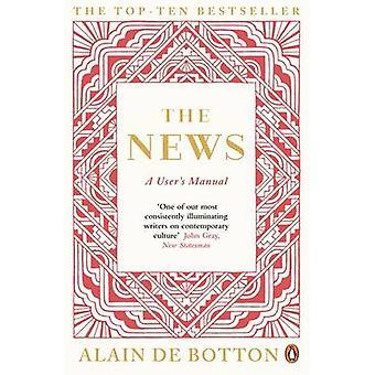 الأخبار--دليل المستخدم واسطة الين دي بوتون-كتاب 9780241972694