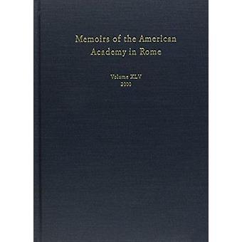 Anth - 対マルコム ・ ベルによって 45 - ローマのアメリカン アカデミーでの回顧録