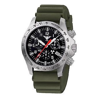 KHS zegarki męskie zegarek plutonu chronograf LDR KHS. PCLDR. ZROBIĆ
