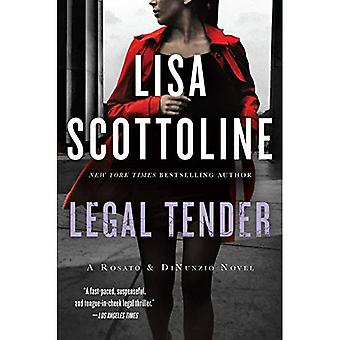 Legal Tender (Rosato & Associates Novels)