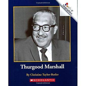 Thurgood Marshall (Rookie biografier)