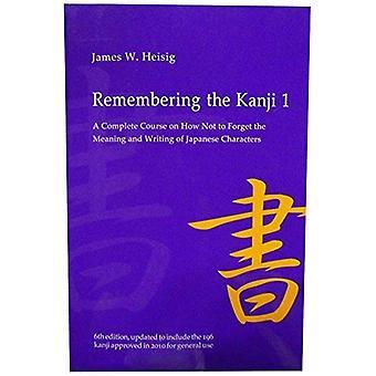 Recordar el Kanji
