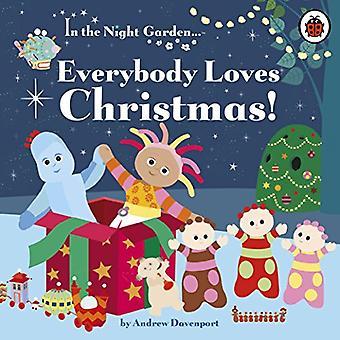 In de Night Garden: iedereen houdt van Kerstmis!