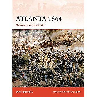 Atlanta 1864: Sherman marscherar söderut (kampanj)