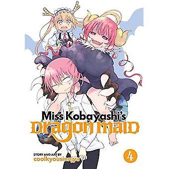 Dragon Maid Vol. de Mlle Kobayashi 4