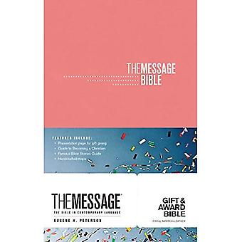 The Message Gift and Award � Bible