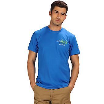 قميص كم قصير الجافة السريعة تي رجالي تانكريدو الثاني سباق القوارب