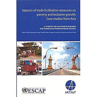 Effekterna av handel underlättande åtgärder på fattigdom och tillväxt: fallstudier från Asien