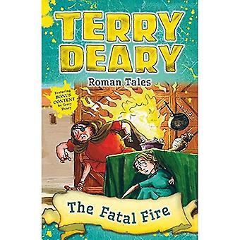 Roman Tales: The Fatal Fire (Roman Tales)