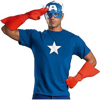 Captain America Kit Adult