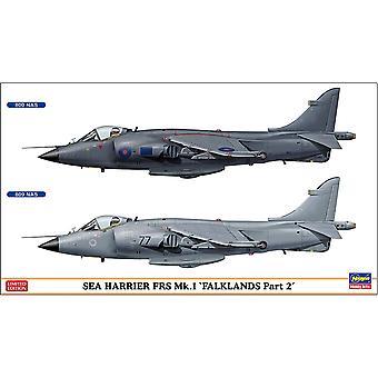 002253 Hasegawa 1/72 Sea Harrier FRS MK 1, Falkland, Teil 2