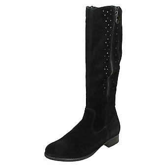 Mesdames Remonte Warmlined mi-longues bottes R6466