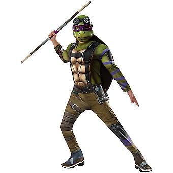 TMNT 2 Donatello criança Costume